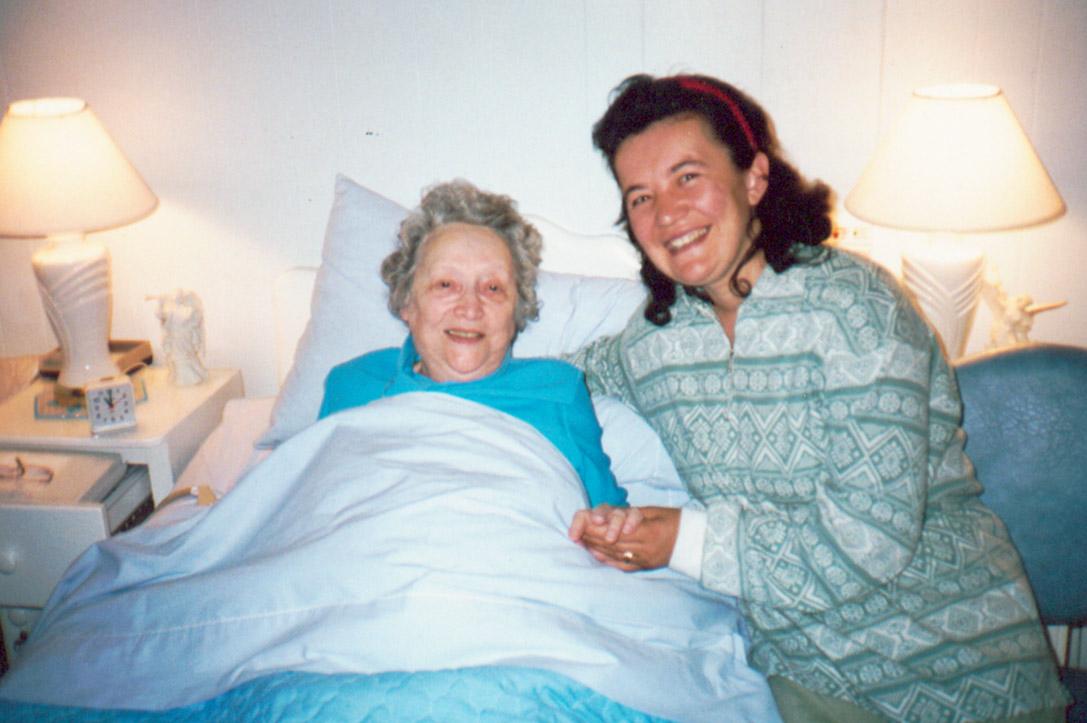 Georgette Faniel le don total (Livre : Biographie spirituelle d'une mystique québécoise, par Jacques Gauthier) Mimi-Vicka-01